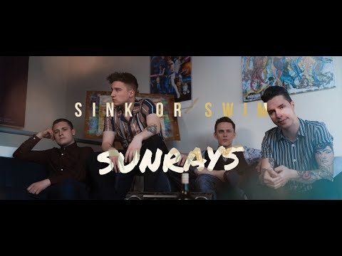 SINK OR SWIM - Sunrays (Official Music Video)