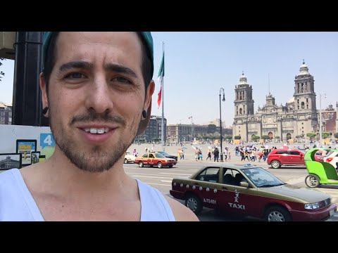 Vlog #32 - MEXICO CITY PT.1!!