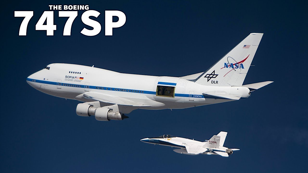 what-is-the-boeing-747sp