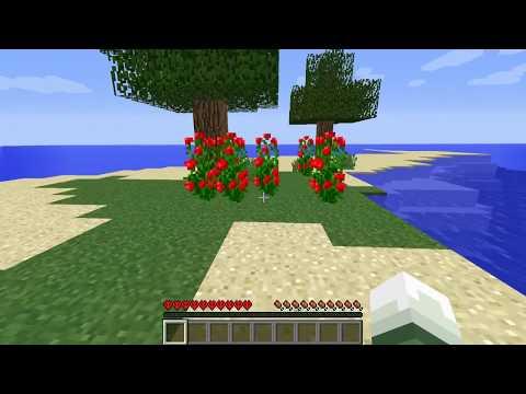 Minecraft: Hardcore Survival Island - Part 1 - Resources Are Slim