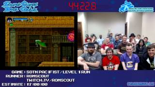 Castlevania: Symphony of The Night :: SPEED RUN in 1:05:32 [PS2] by Romscout #SGDQ 2013
