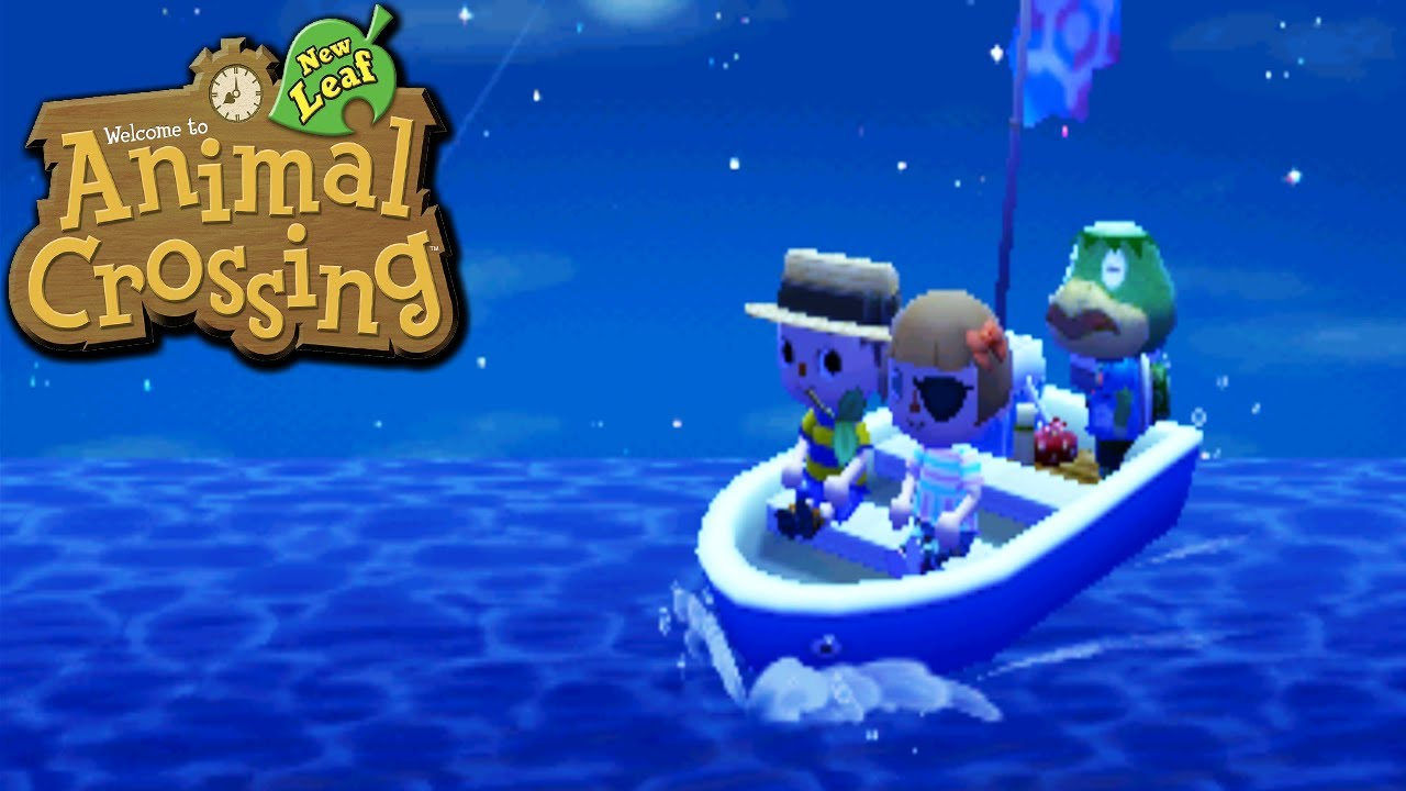Resultado de imagen de Animal Crossing New Leaf GAMEPLAY