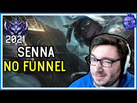 Actual Senna Support without the Funnel – League of Legends