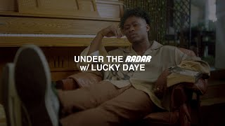 Lucky Daye Talks 'Table For Two' & Finding His Sound | UNDER THE RADAR