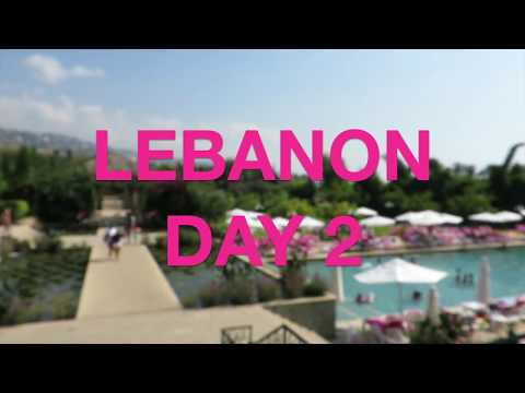 A WEEK IN LEBANON // DAY TWO