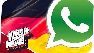 Deutschpflicht für WhatsApp & mehr BAföG! - FLASH NEWS