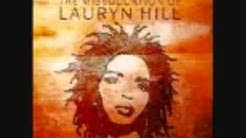 LAURYN HILL-THE SWEETEST THING