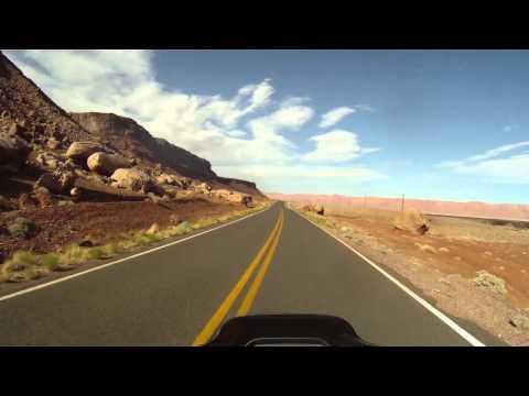89A into Marble Canyon AZ