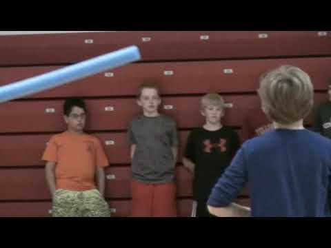Pool Noodle Activities and games