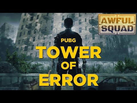 PUBG Game of Death — AWFUL SQUAD with Justin, Griffin, Simone, Russ, Jenna, and Travis