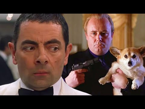 The New King! (FAIL) | Johnny English | Funny Clips | Mr Bean Comedy