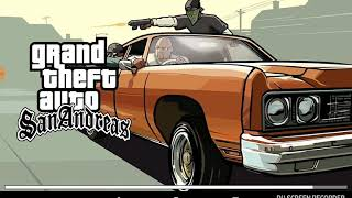 How to walk in underwater  in GTA San Andreas Android