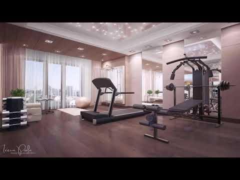 Home Workout Room Design Ideas