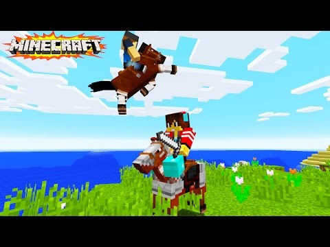 HikePlays MINECRAFT - A New Friend!! - Let's Play Minecraft
