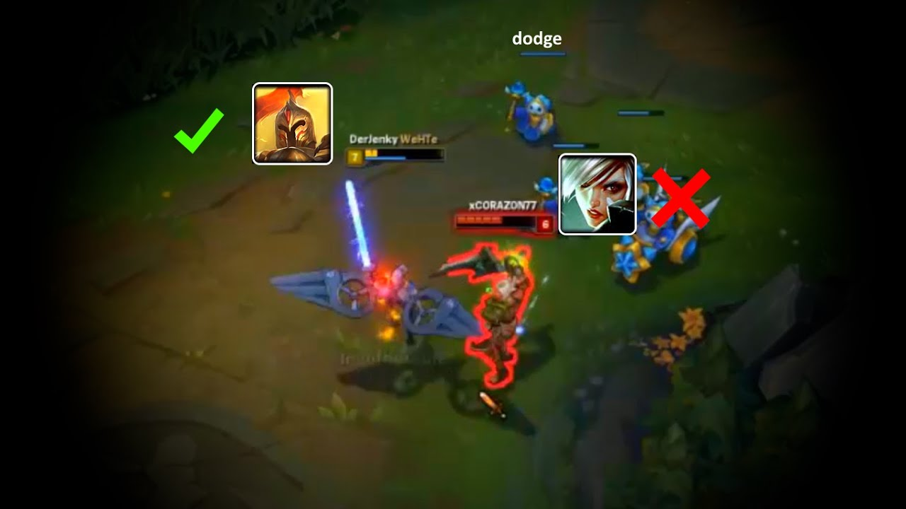 """LoL Best Moments #86 Dodge """"R"""" you will win Riven (League of Legends) - YouTube"""