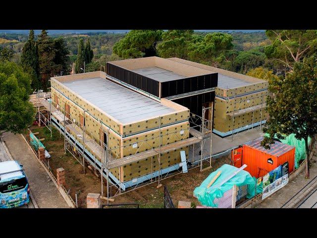 Envolventes Térmicos House Habitat
