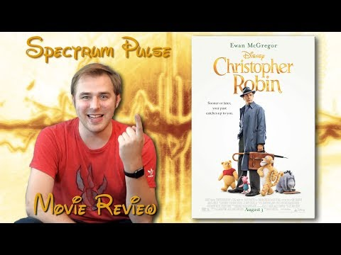 Christopher Robin – Movie Review