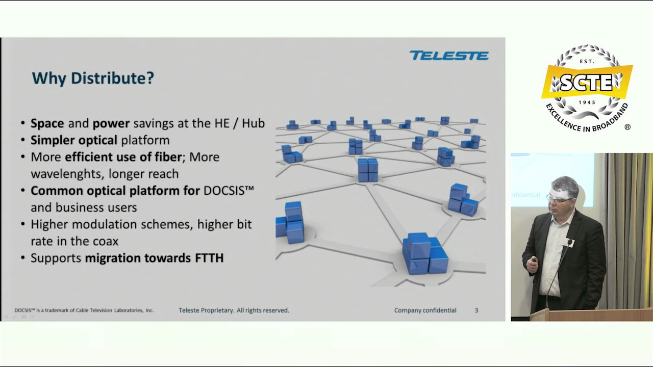 Hfc Evolution To Distributed Access Youtube Hybrid Fiber Coax