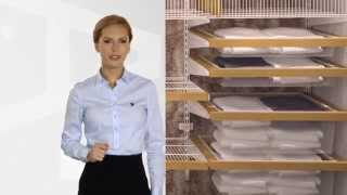 видео Гардеробные шкафы-купе
