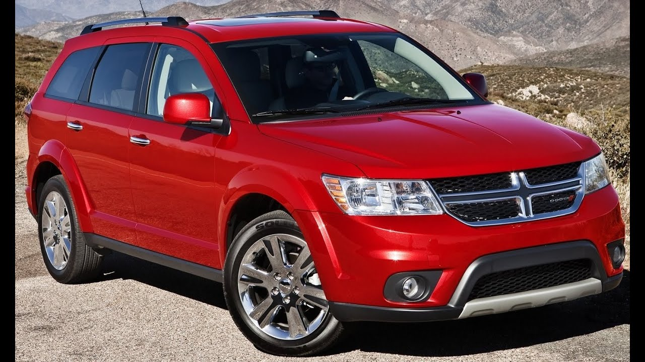 2015 Dodge Journey Exterior And Interior : Review
