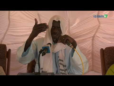 Conférence Mbour  : Hayatoul Barzagh ( la vie après la mort ) Dr SIDY YAHYA NDIAYE (HA)
