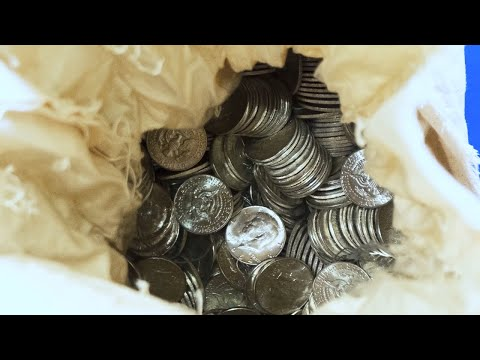 NGC Certifies Bag Of First Day Of Issue 1964-D Kennedy Half Dollars For Rare Collectibles TV