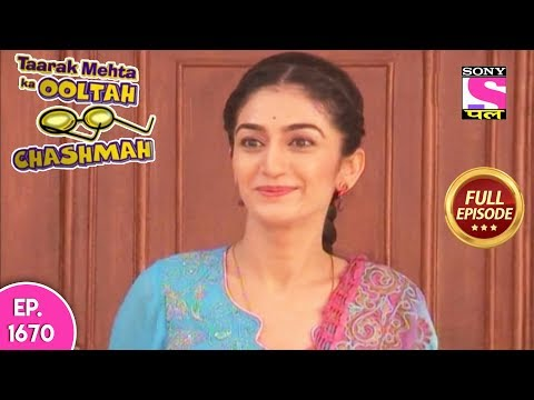 Taarak Mehta Ka Ooltah Chashmah - Full Episode 1670 - 15th December, 2018