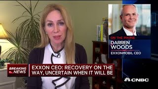 CNBC's full interview with ExxonMobil CEO Darren Woods
