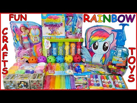 ~RAINBOW~ FUN TO COME on Cher Bear Toys! Toys, Crafts, Games, FUN
