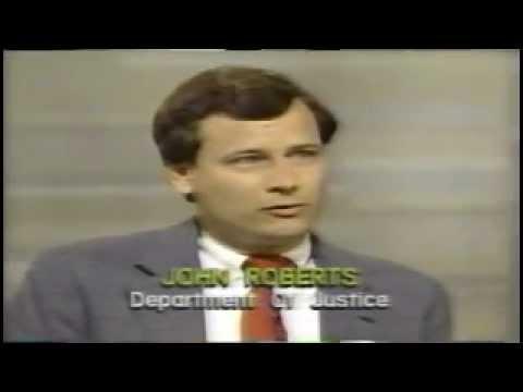 John Roberts August 7,1991