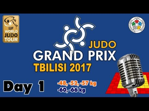 Judo Grand-Prix Tbilisi 2017: Day 1