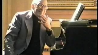 Bruno RIGACCI: Conferenza su G. Verdi - 2001 -