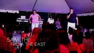 Sam The Beast Form The East @Dinwiddie Raceway For DJ Foot BDay