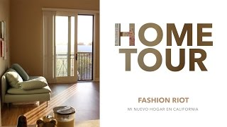 HOME TOUR, CONOCE MI DEPARTAMENTO | Fashion Riot