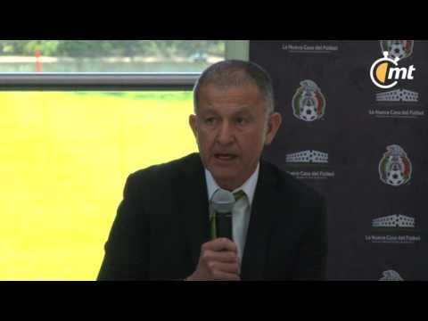 El nivel bajará con tantos cupos al Mundial, según Juan Carlos Osorio