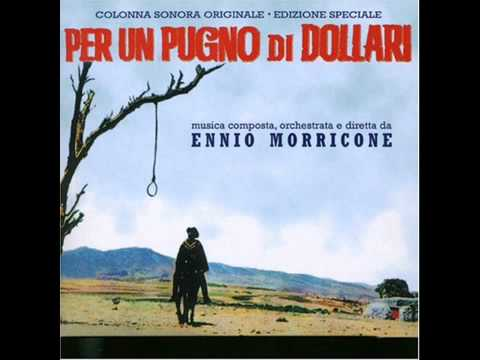 A Fistful Of Dollars - 01 - Titoli (Ennio Morricone)