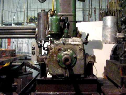 Start Junkers Gegenkolbenmotor (1HK65) Standmotor Stationärmotor DDR 1NZD9/12