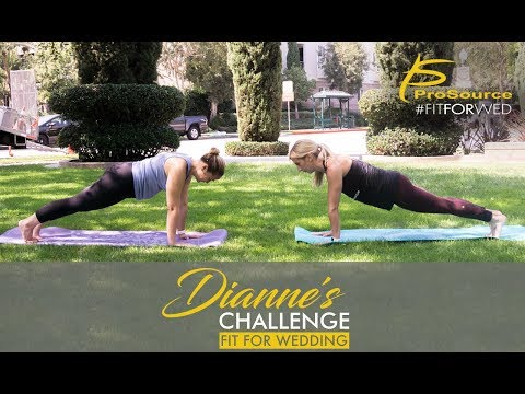 Ep.7 12 lbs Lost, Yoga for Stress, Healthy Dining Tips & ProTrain Meals | Dianne's Challenge