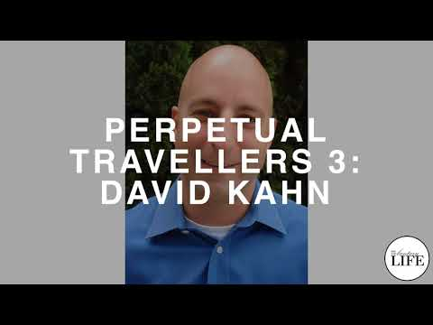 131 Perpetual Travellers Part 3: Interview with David Kahn