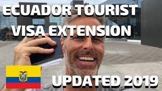 Ecuador Tourist Visa Extension   Updated 2019 Ecuador Tourist Visa