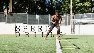 Download speed agility drills   explosive running SAQ