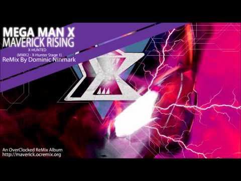 X-Hunted - Mega Man X Maverick Rising (MMX2 - X-Hunter Stage 1 Remix)