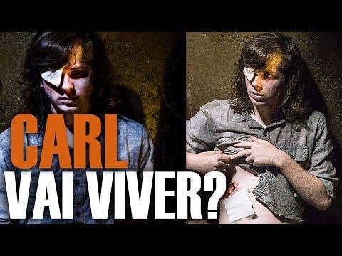 Carl Sobreviverá? Qual é a dessa teoria dos SUSSURRADORES? (TWD)