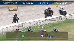Gulfstream Park September 12, 2019 Race 5