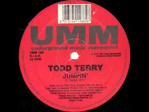 Todd Terry - Jumpin' (1994)