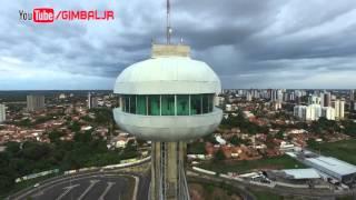 Mirante da Ponte Estaiada - Teresina - Piauí
