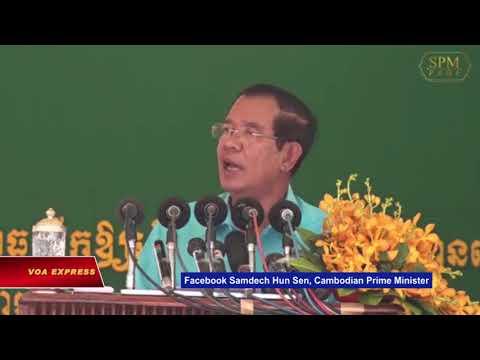 Hun Sen nghi ngờ Việt Nam hai mặt