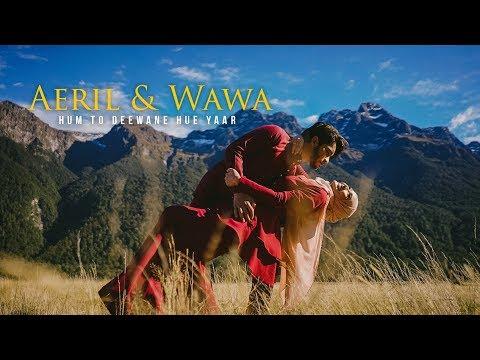 Hum To Dewane Heu Yaar :: Wawa & Aeril {New Zealand} by CST ::