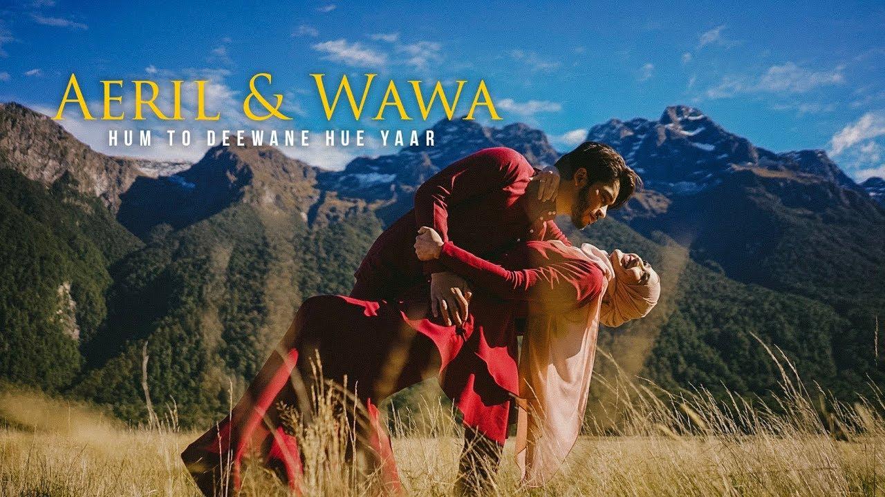 Download Hum To Dewane Heu Yaar :: Wawa & Aeril {New Zealand} by CST ::