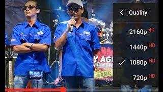 #26 - Sambutan Ky Ageng Cak Met , CAK ALEK & musisi pada TA4 SNP Indonesia Pati Jateng 2016
